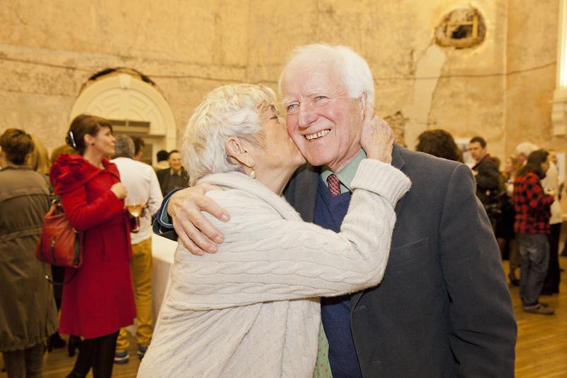 Susan Wood & Desmond Guinness