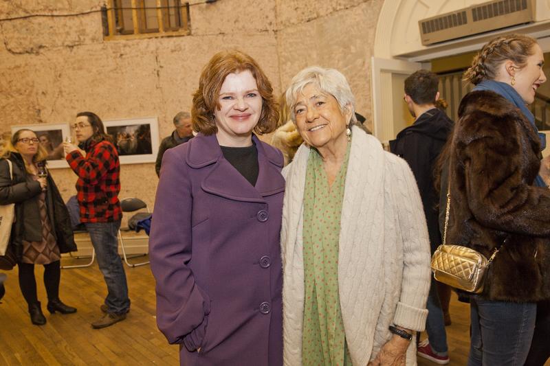 Deirdre Browne & Susan Wood