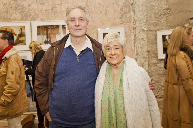 Hector McDonnell & Susan Wood