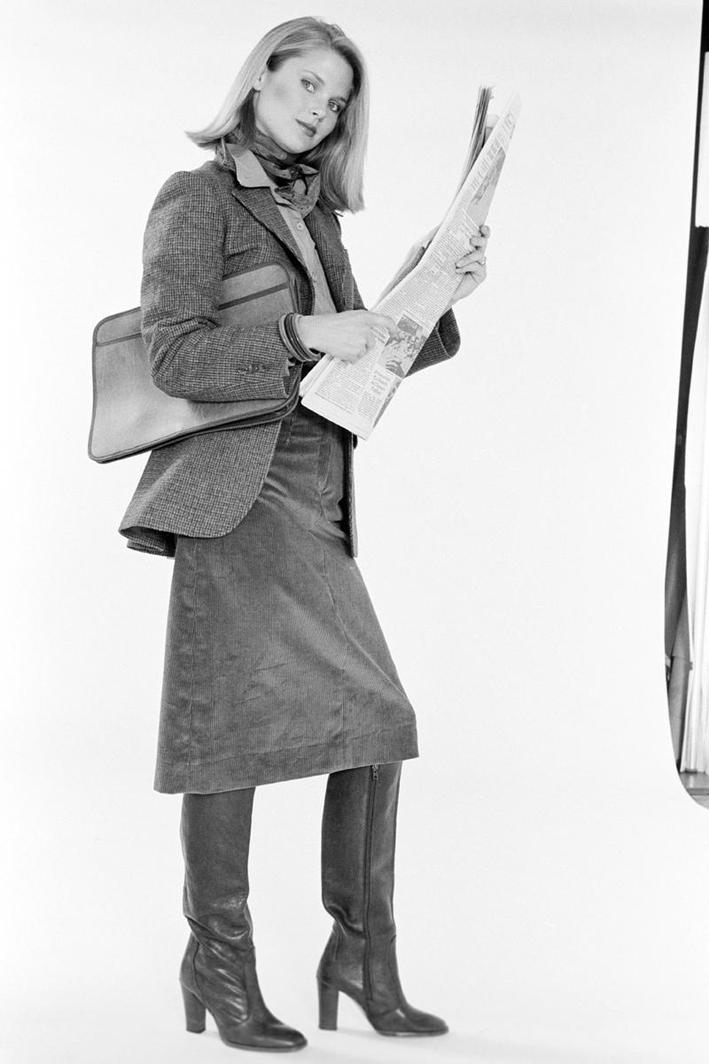 Model Christie Brinkley