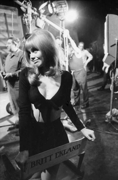 Britt Ekland 1968