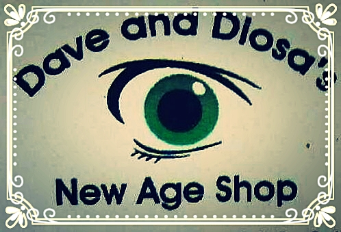 Dave and Diosas New Age Shop online store