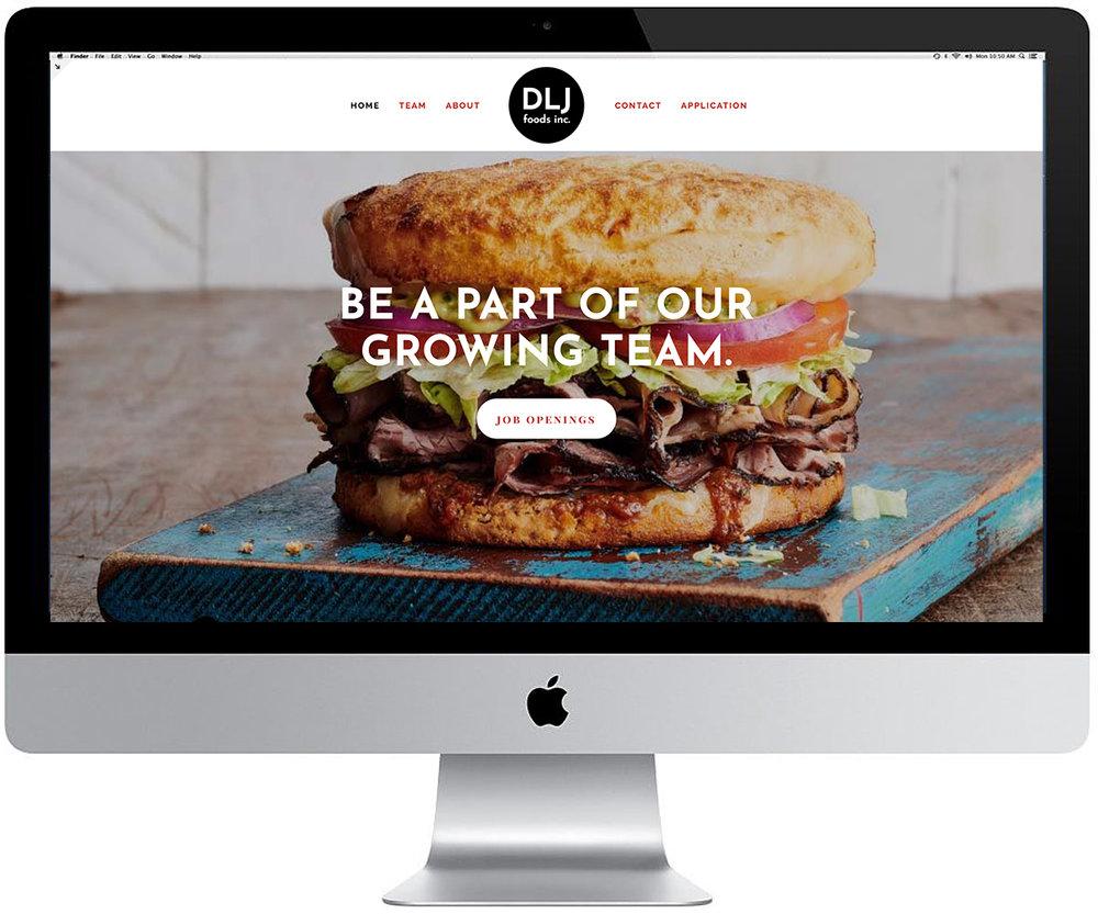 DLJ Foods Inc.