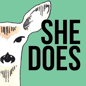 6.She Does - She Does is another very inspiring podcast, that aired a few years ago and is unfortunately over now, but you can still listen to the past episodes. It explored the careers and paths of women in creative industries and how they got where they are today. I love the episode featuring Katja Blichfeld, the creator of High Maintenance, which if you haven't watched, I definitely recommend.