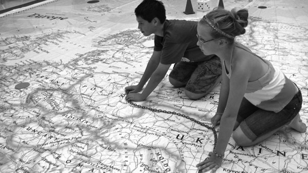 map-reading BW.jpg