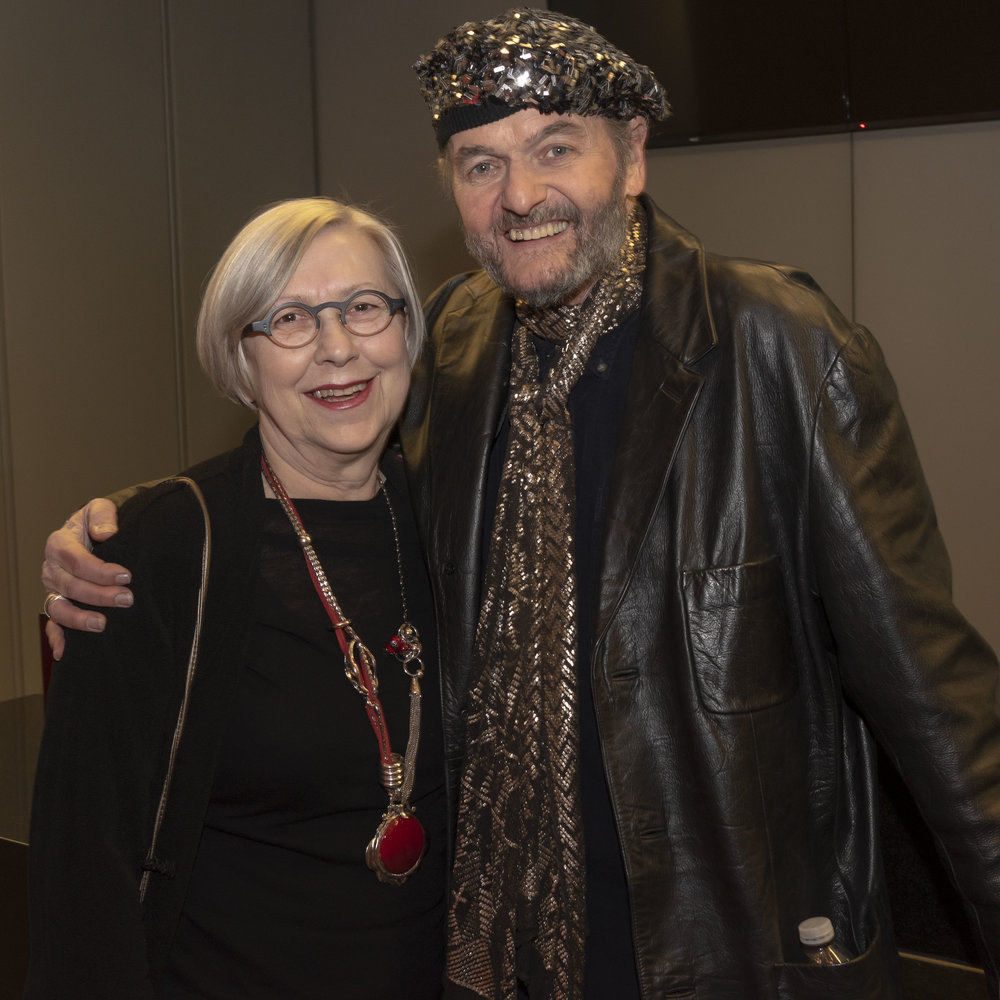 JuulHaalmeyer and Vickey Saito