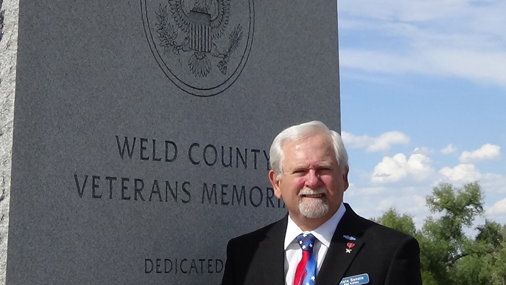 Phil Kelley - I am a progressive Democrat who also happens to be a decorated disabled Vietnam veteran.I'm a grandfather of four and I'm running for Colorado State Senate - District 13.