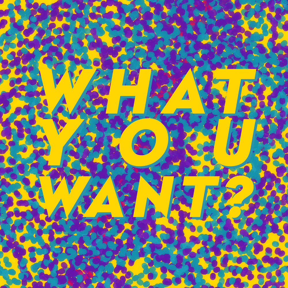 OMO9000 - What You Want Single cover