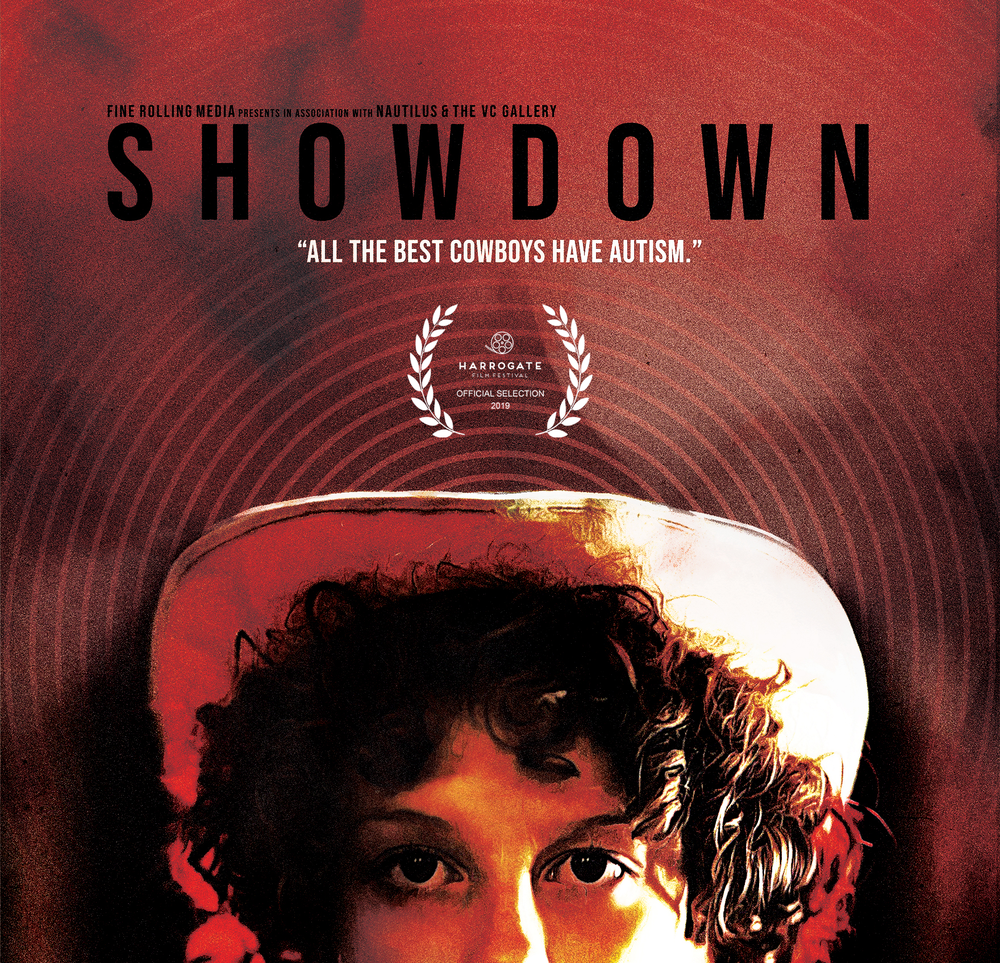 Showdown movie poster - Movie poster for an independent short film created by award winning media company Finerolling Media. Click the image to find out more…