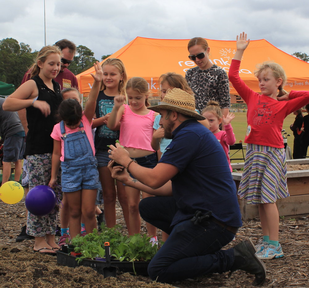 Community Engagement - Yarrabilba