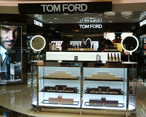 Tom Ford Schemetic Design