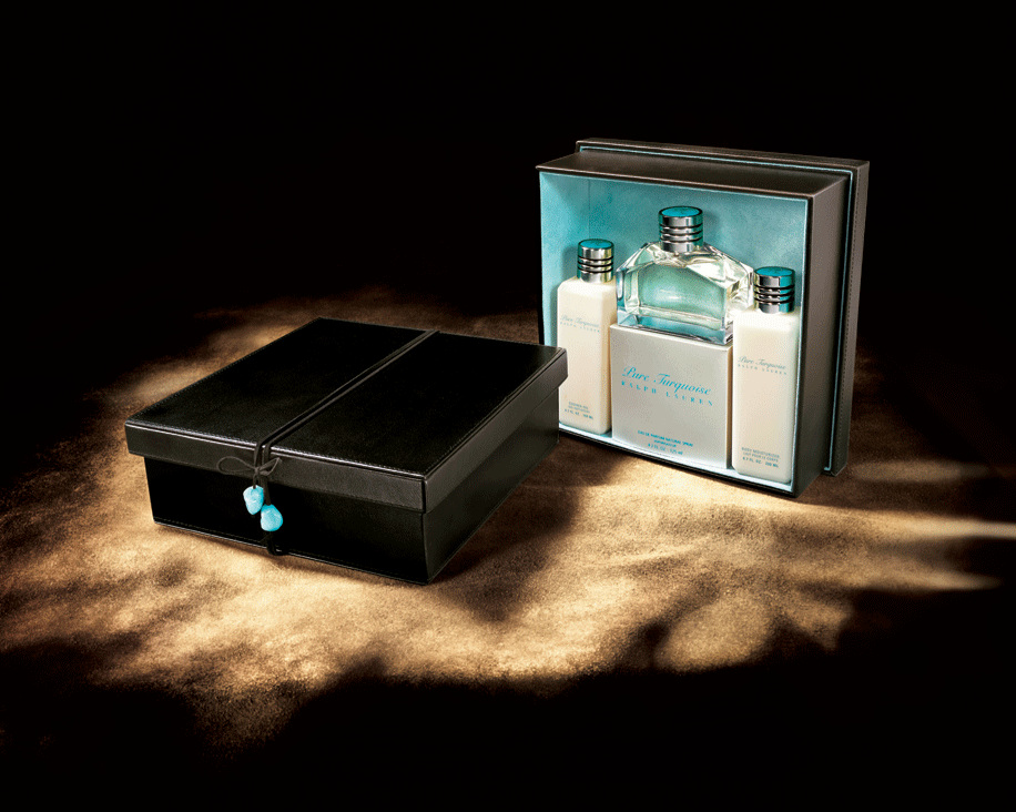 Ralph Lauren Pure Turquoise Setbox