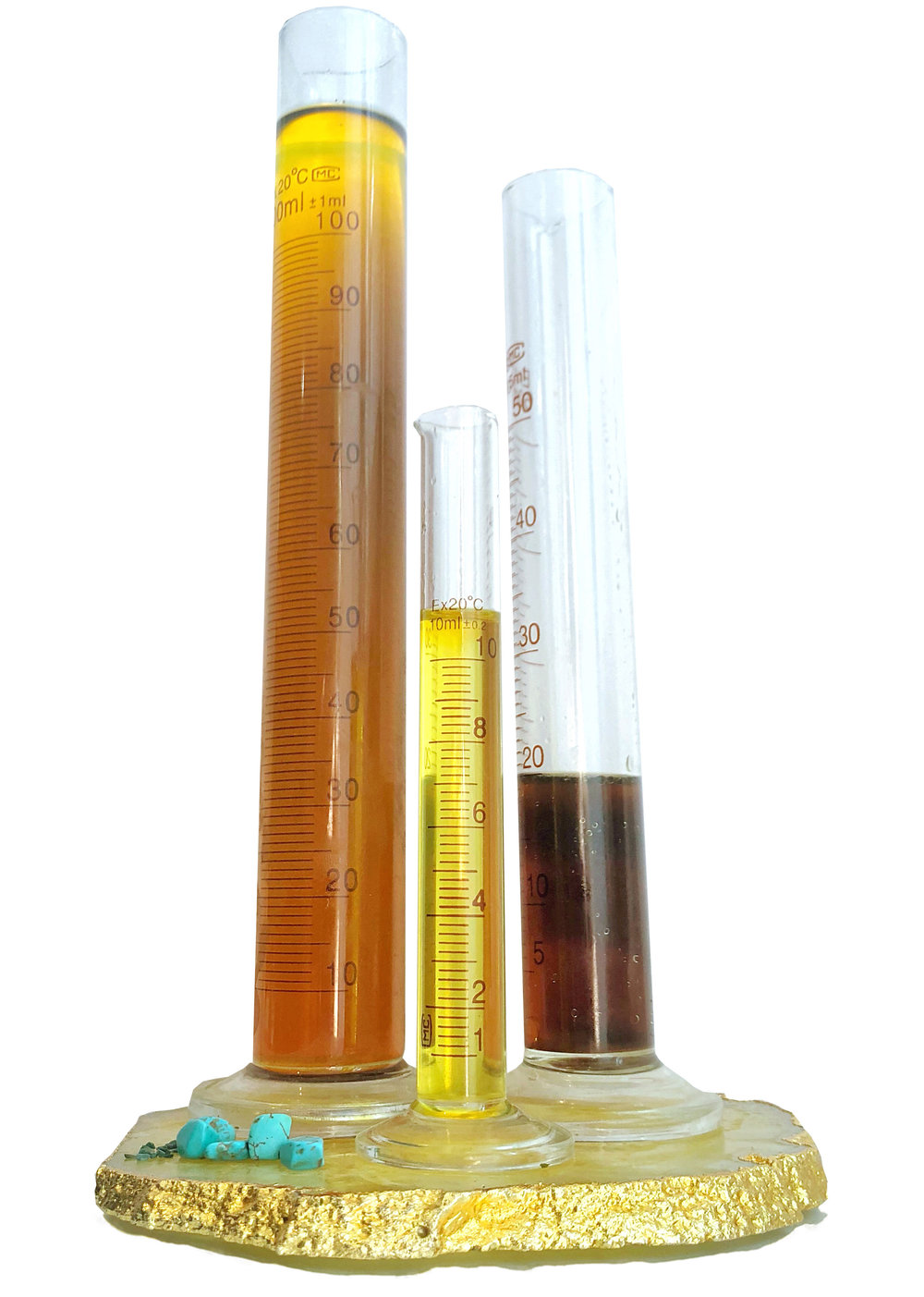 We create all solar infused oils, essential oil blends, tinctures and elixirs used within our products.