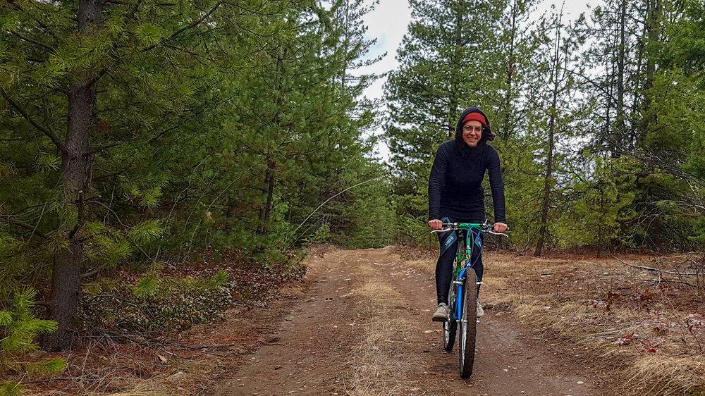 The Columbia River Trail, Trail BC