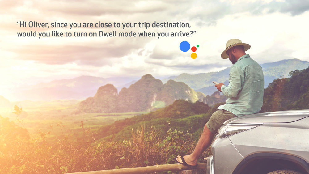 Google Maps can play a positive role in your relationship with tech, encouraging you to switch off when on holiday.