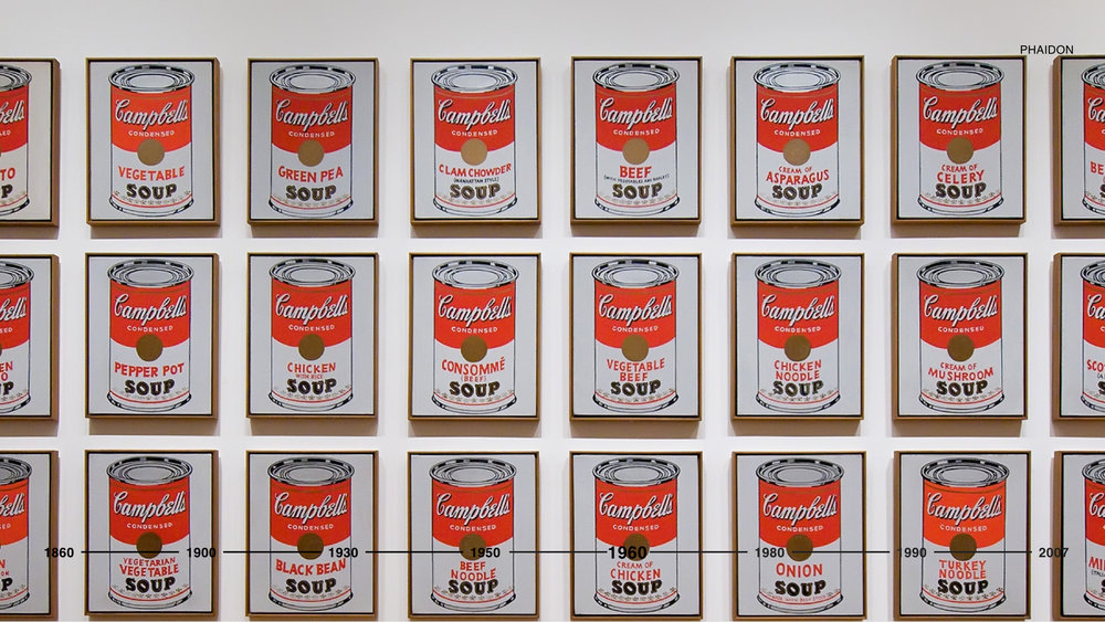 In 1962, Andy Warhol took on the Campbell's soup can – an effort that transformed the way we see art and became one of the most iconic, signature pieces of his career.