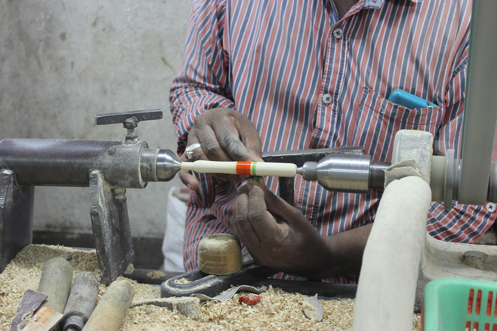 Toy Maker, Channapatna, Karnataka
