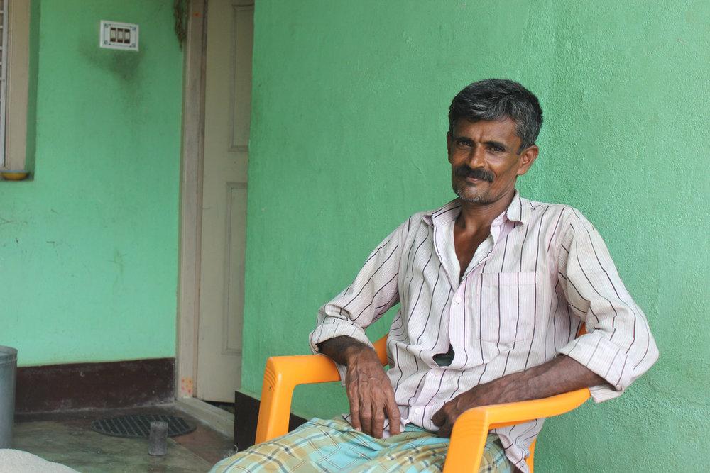 Farmer, Channapatna, Karnataka