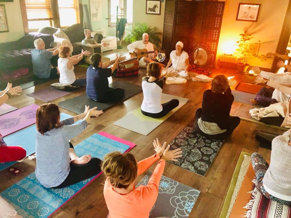 Fall Into Love Yoga Retreat with Light of the World Yoga and Jenny Jagajeet Bergold - October 4-6Lincoln Way Inn B&BFranklin Grove, ILYoga, Meditation, Sound Healings, Essential Oils, Mala Making, Kirtan, Inspirational Speakers, Healers, Ceremonies and a whole lot more!!!Save the date! Prices Per Person:$500 Lodging at Lincoln Way Inn B&B $425 Nearby Twist House$350 Nearby Franklin Creek Cottage $325 Tim's Cabin (Rustic)$275 Camping (Bring your own gear)$150 Saturday Day Pass (classes & meals only, no lodging)$75 Sunday Day Pass (classes & meals only, no lodging)To reserve a space, please call Jenny at 630-465-1243 or email jennyjagatjeet@hotmail.com.