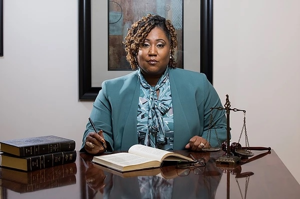 Attorney, Sherri Peace-Gordon
