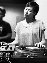 Ms. Yeap - Turntablist and Music Producer Singapore