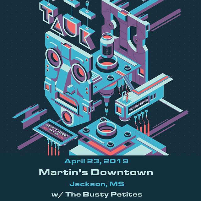 TOMORROW: We're gettin down with @taukband in Jtown. Come see dem boyz @martinsdowntownjxn it's gunna be a hot one..tickets in our bio #thebustypetites #tauk #martins #bustyentertainment #bustytour2019 #downtown #jtown #livemusic #localmusic #sponsorus #supportsmallbusiness #localmusic #demboyz #content #taukbusty