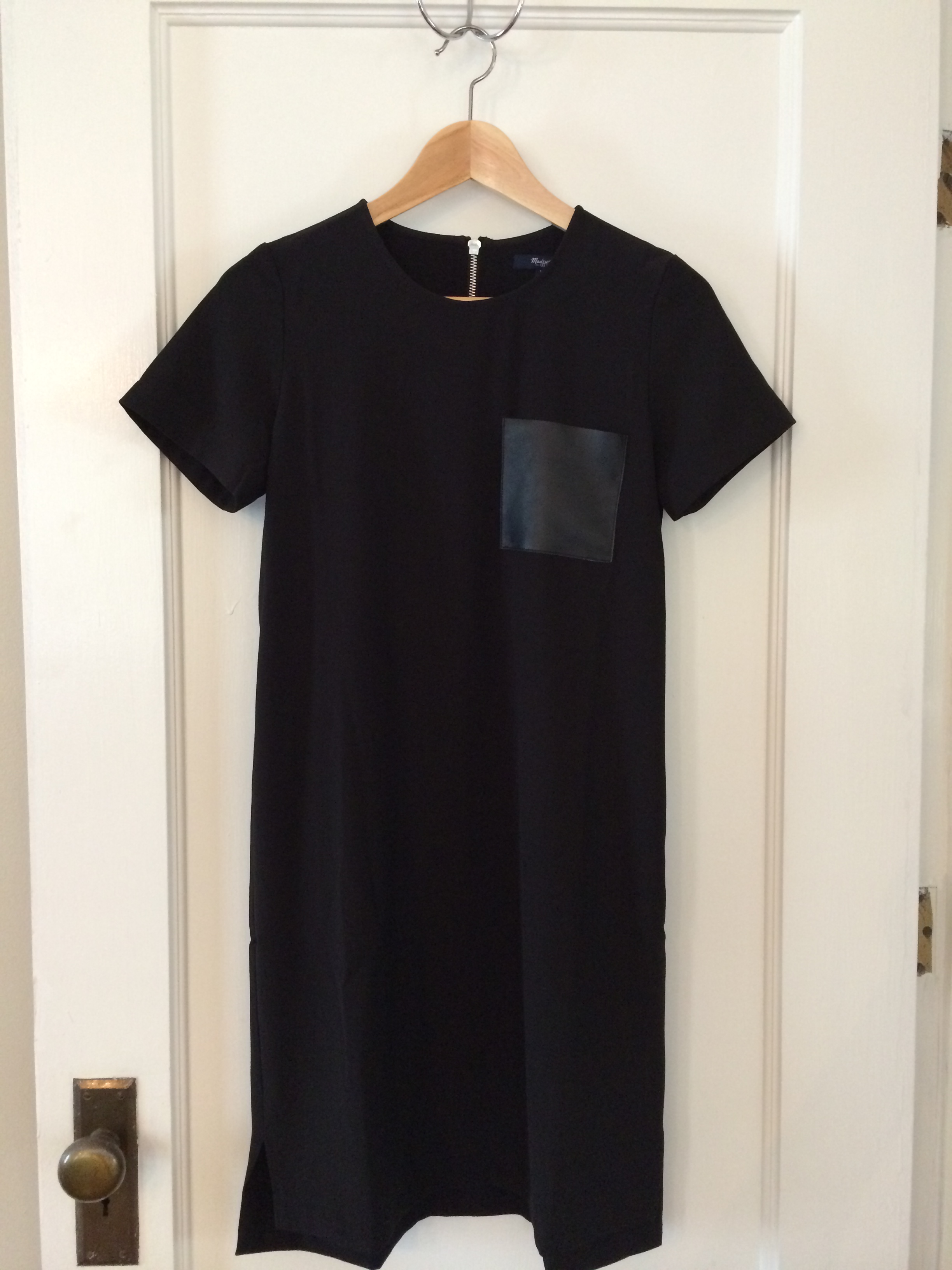 BlackShiftDress