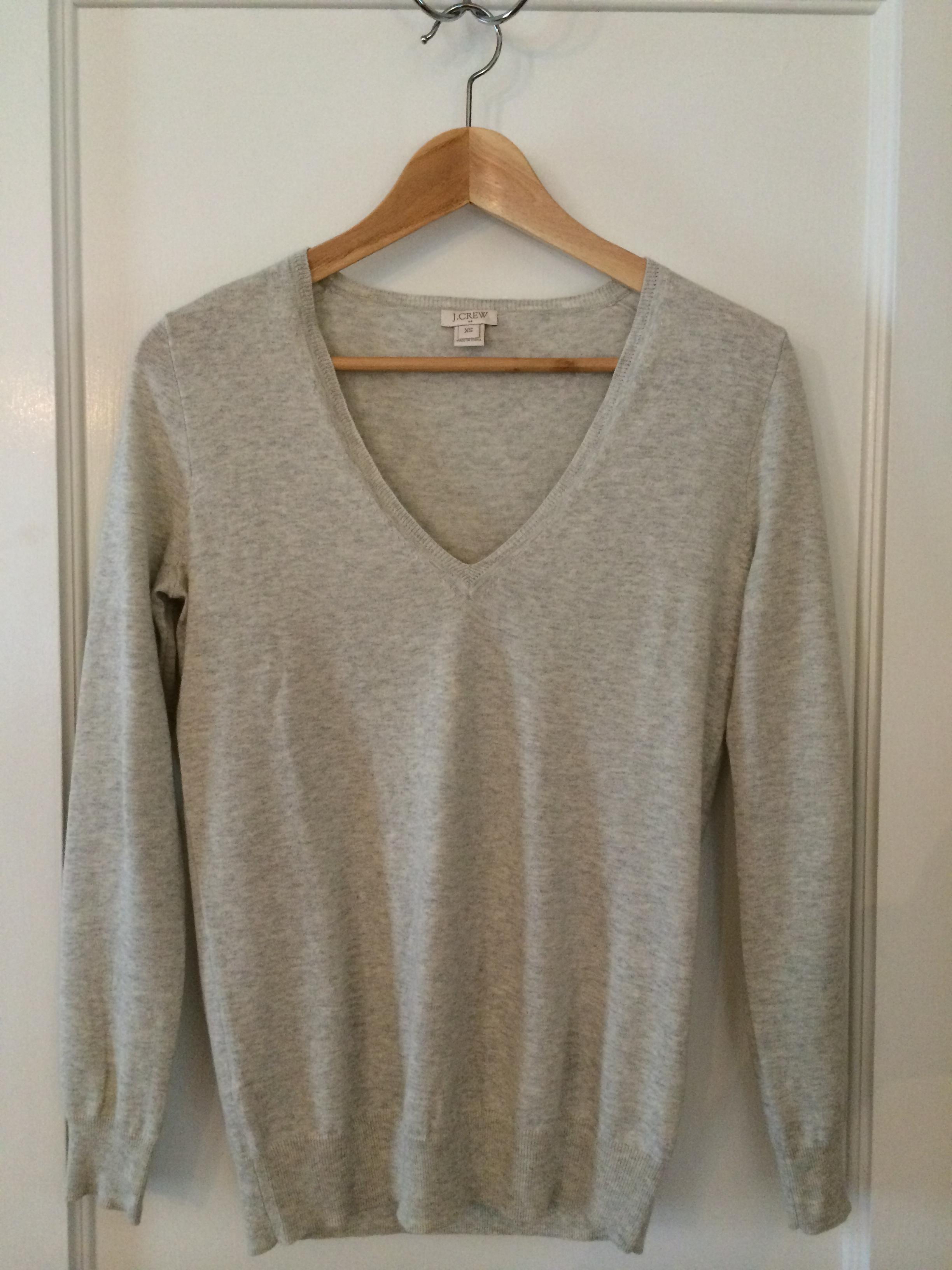 LightGreySweater