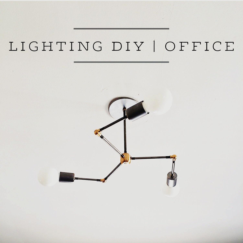 DIYOfficeLight