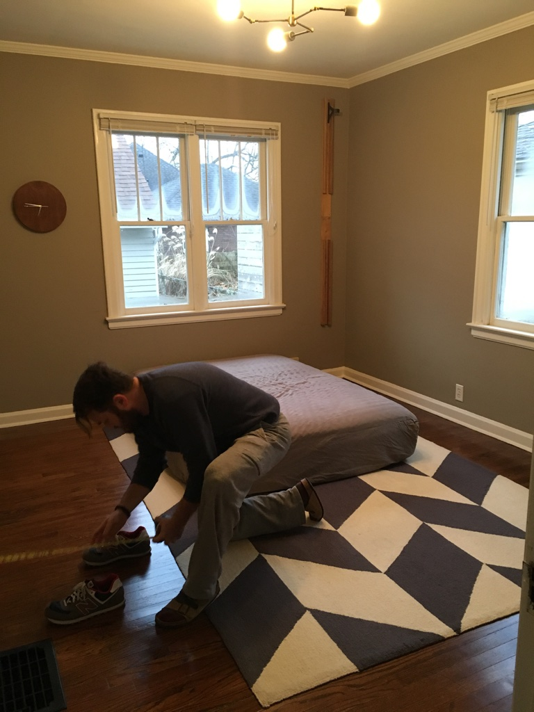 My Simple Simple | Guest Room Makeover (Before)
