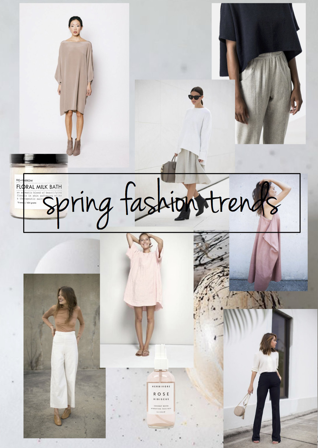 2016 Spring Fashion Trends
