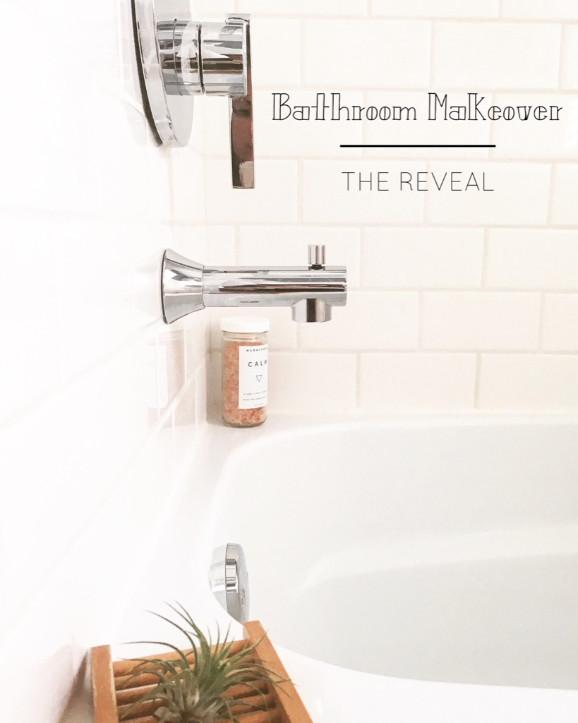 Bathroom Makeover | The Reveal
