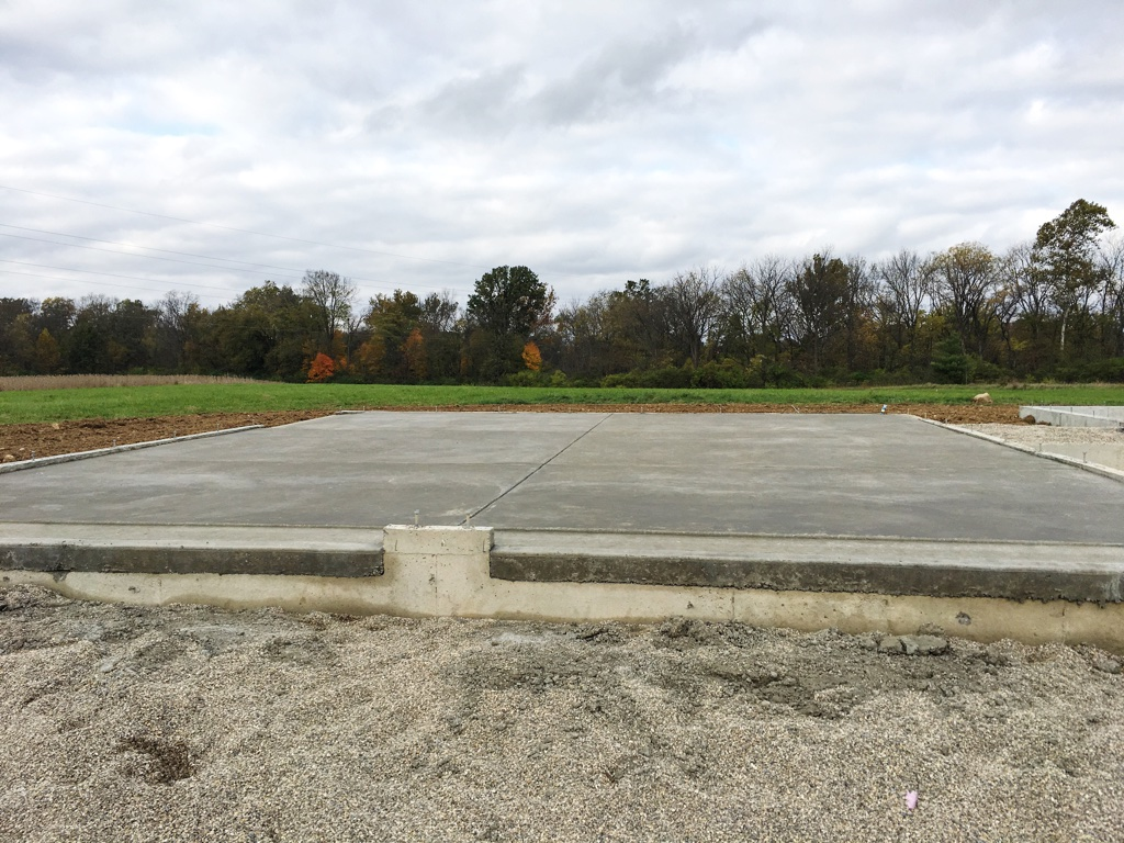 Week 7: Concrete Slabs