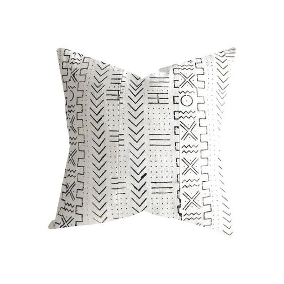 $90 | Mudcloth Pillow