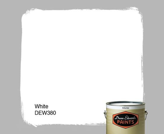 "Trim Paint ""White"""