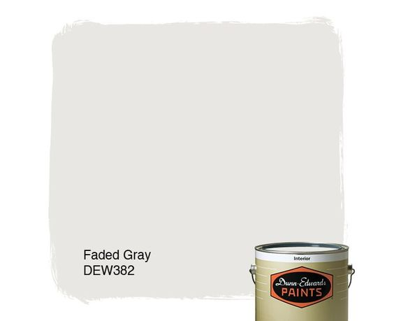 "Wall Paint ""Faded Gray"""