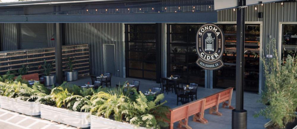 Sonoma Cider Healdsburg, CA