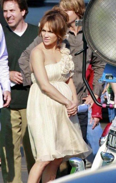 Jennifer Lopez in The Back-Up Plan