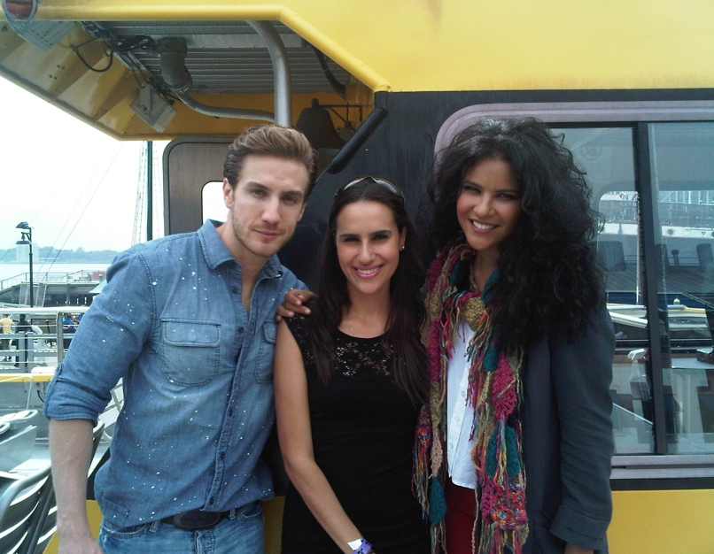 eugenio siller and litzy telemundo