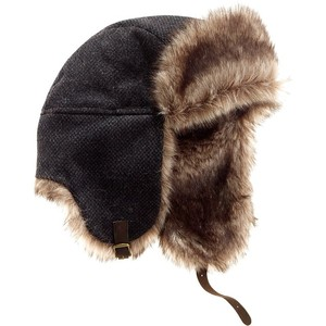 madewell great lakes trapper hat