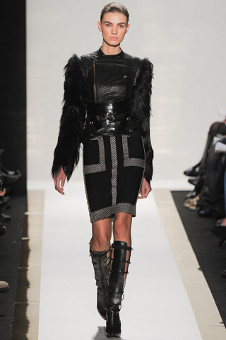 herve leger by max azaria fall 2012