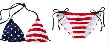 4th of july swimsuit
