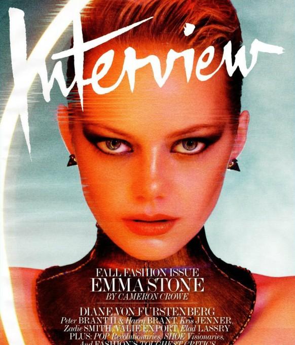 emma stone interview magazine