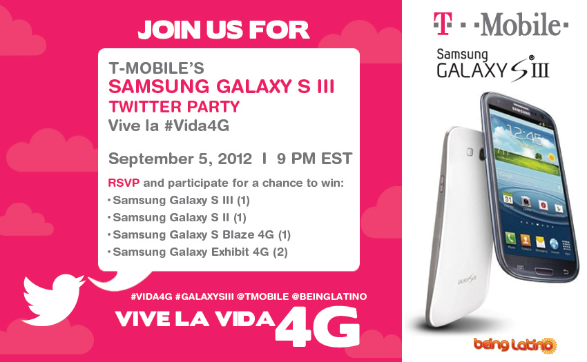 t-mobile twitter party