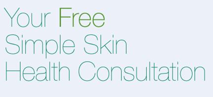 free skincare consultation