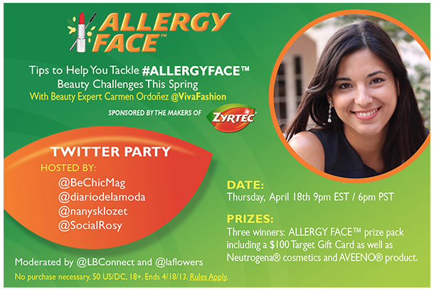 allergy face zyrtec