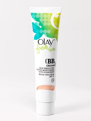 olay fresh effects bb cream