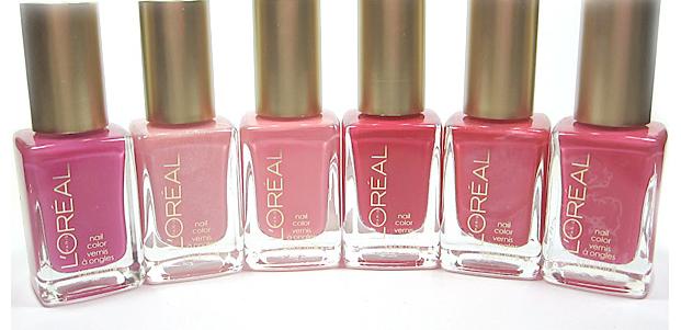 L'Oreal Colour Me Pink