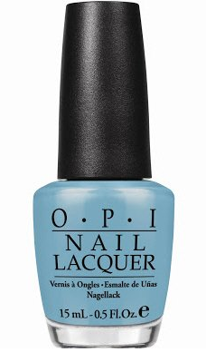 OPI EURO CENTRALE collection 2013 - Cant Find My Czech Book