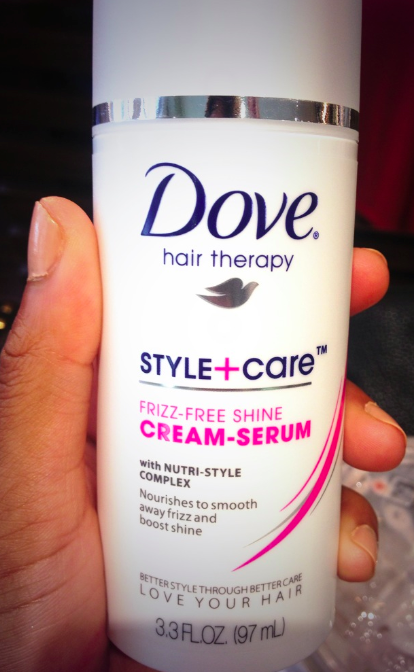 Dove Cream Serum
